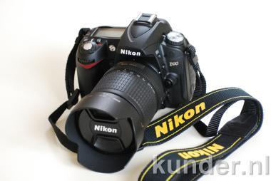 Nikon D90 18-135mm telezoom (afb 2)